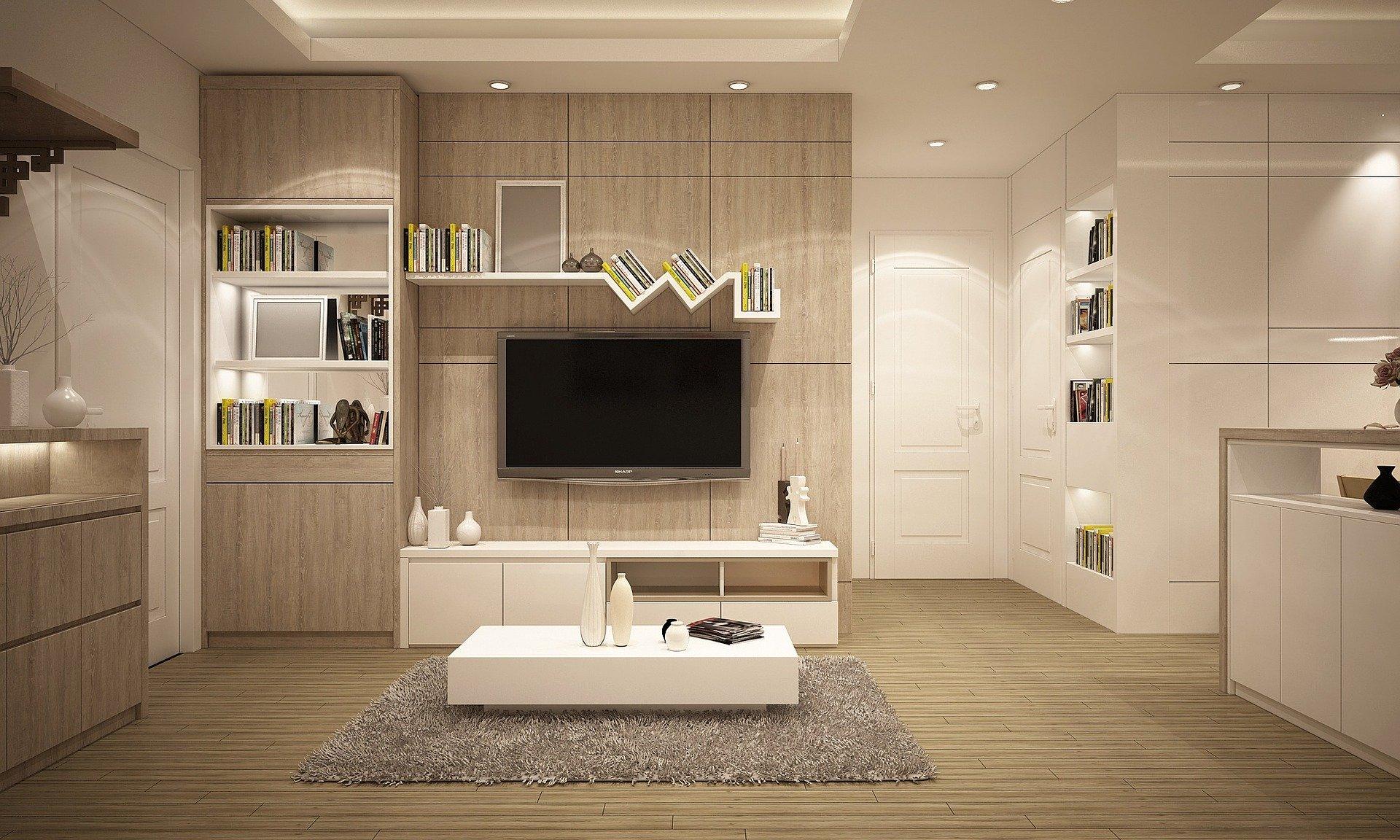 Innenausbau - modernes Wohnen